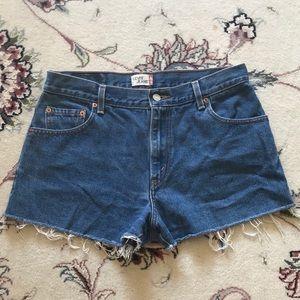 Vintage Levi's Cutoff Shorts